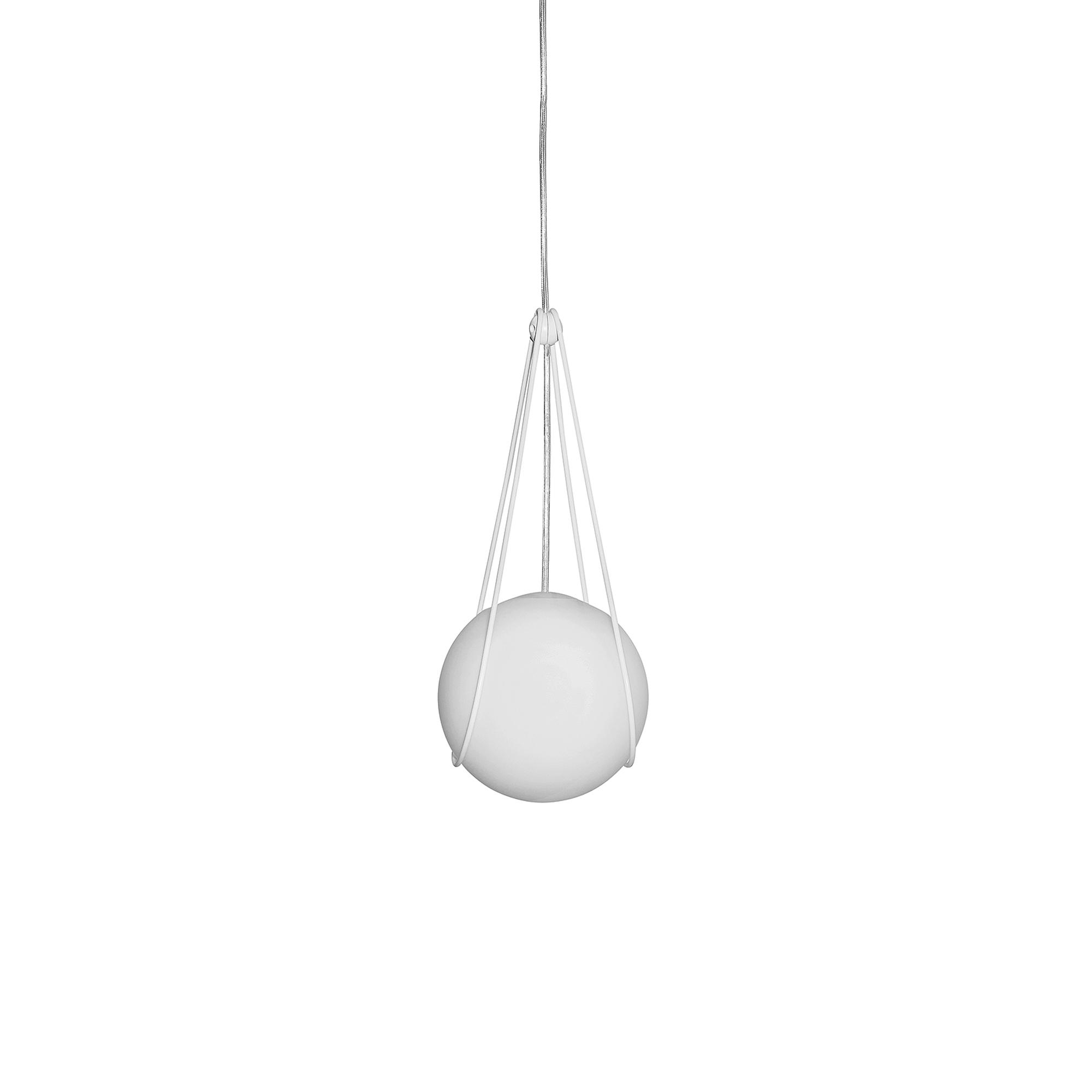 Design House Stockholm Lamphållare Kosmos 160mm vit