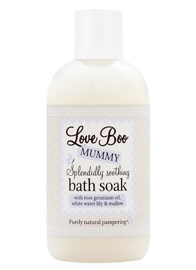 Love Boo Splendidly Soothing Bath Soak