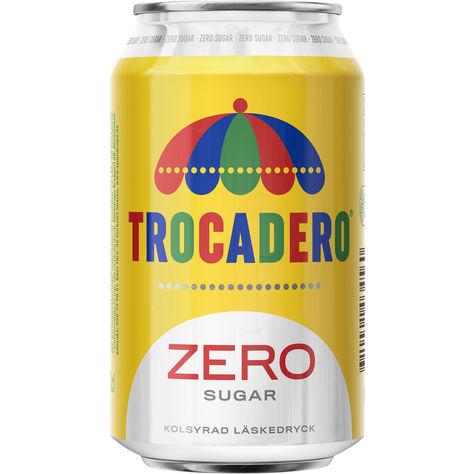 Trocadero Zero Sugar 33cl