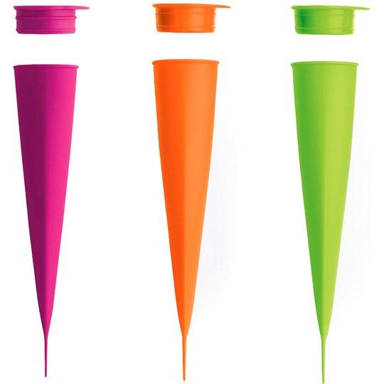 Lékué Pop-up Glass 3-pack