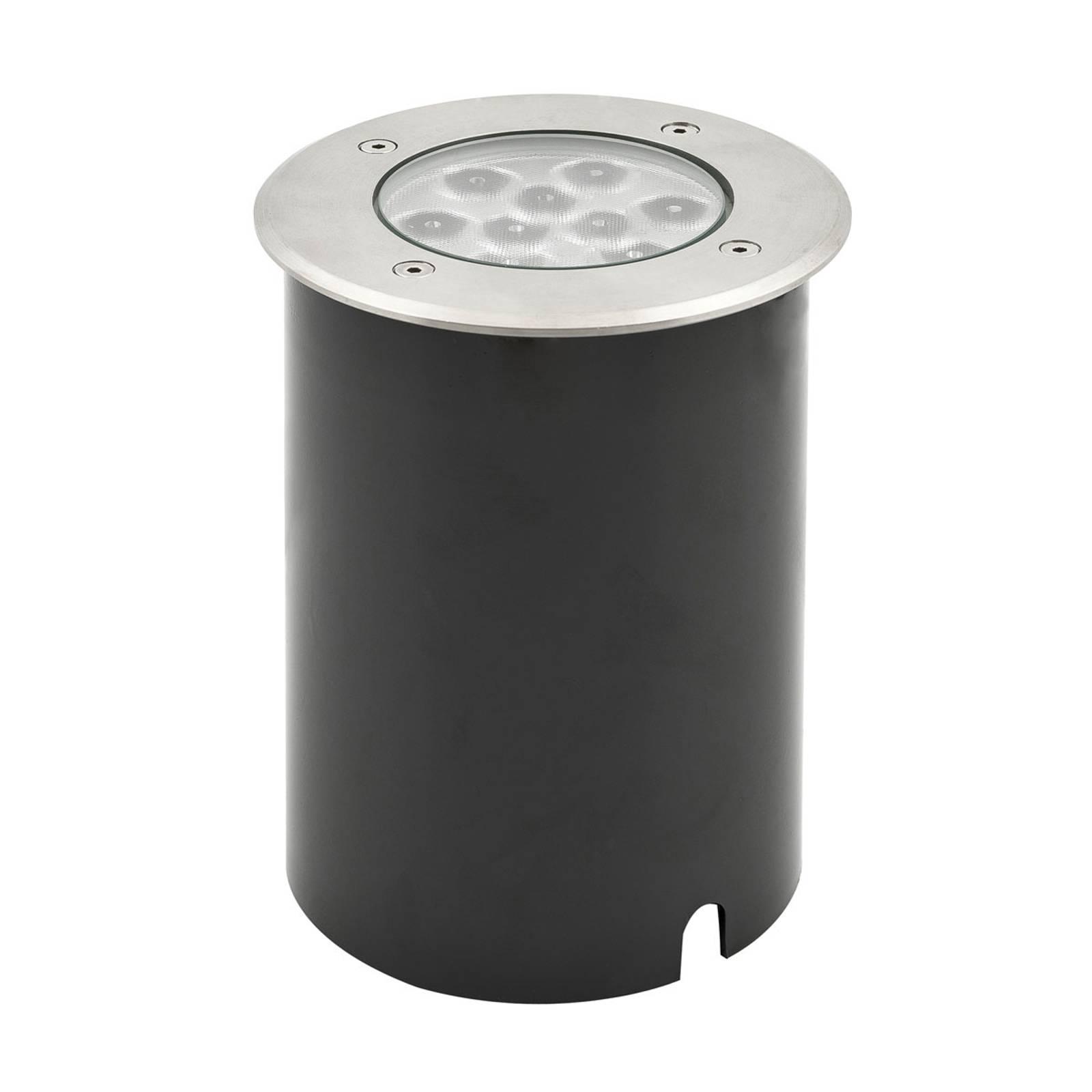 Upotettava maavalo High Power LED Ø 14,5 cm