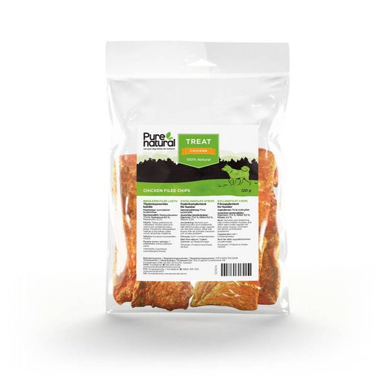 Purenatural Kycklingfiléstrips 120 g (120 gram)