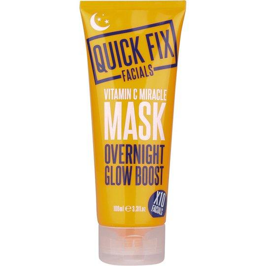 Vitamin-C Mask, 100 ml Quick Fix Kasvonaamiot