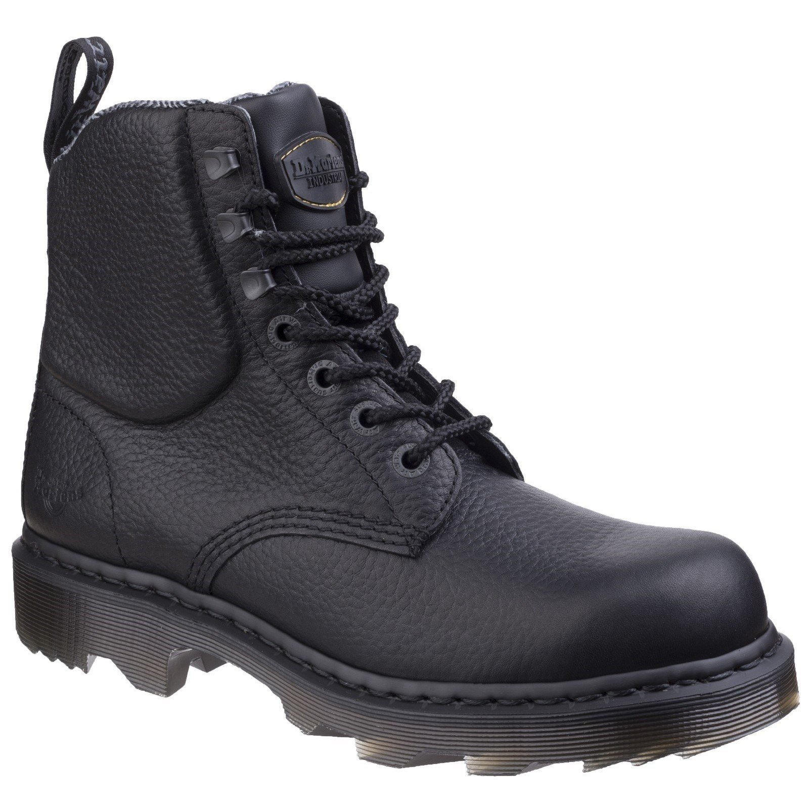 Dr Martens Unisex Calshott Service Boot Black 26024-43394 - Black 7