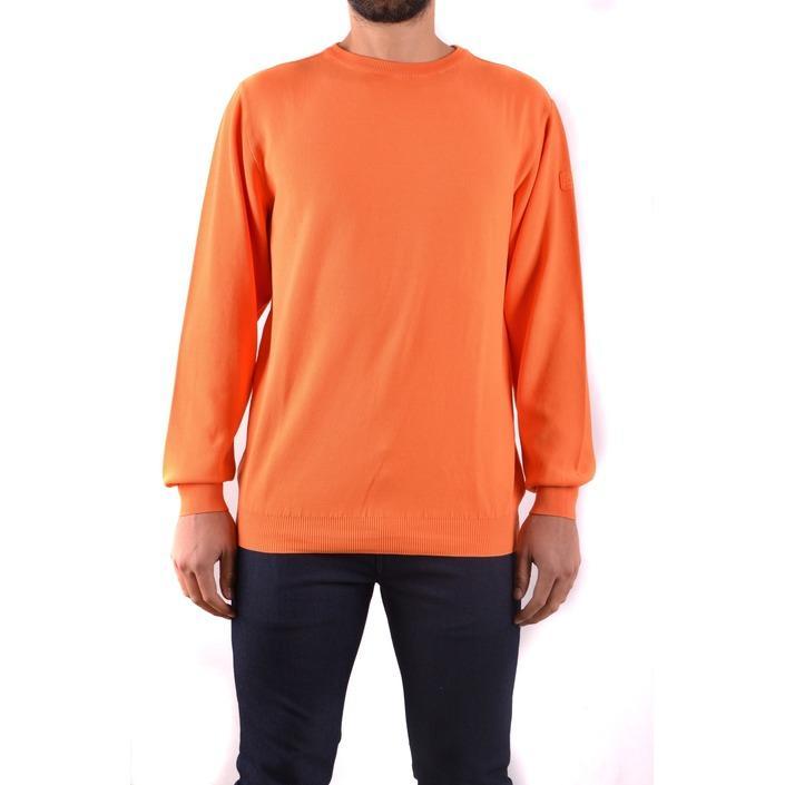 Paul&shark Men's Sweater Orange 161629 - orange L