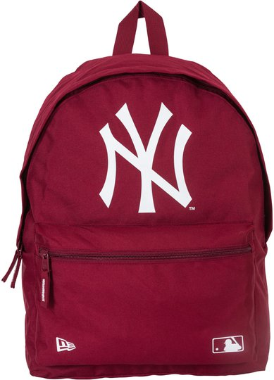 New Era MLB NYY Ryggsekk 16L, Cardinal