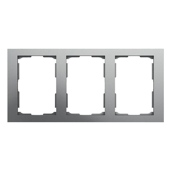 Elko Plus Kombinasjonsramme 2-veis, 3-roms Aluminium