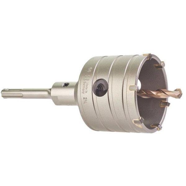 Milwaukee TCT 4932399296 Kjerneborsett SDS-Plus, 68x50 mm, 4 deler