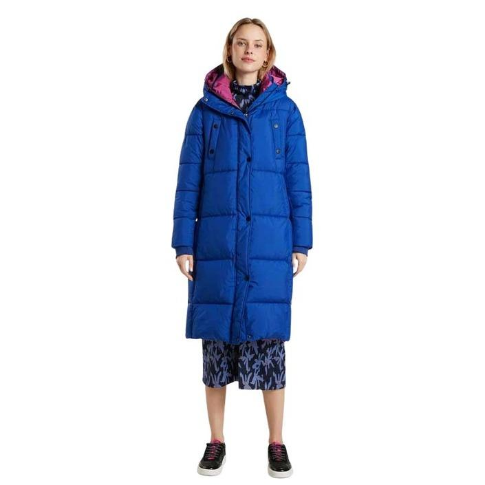 Desigual - Desigual Women Jacket - blue S