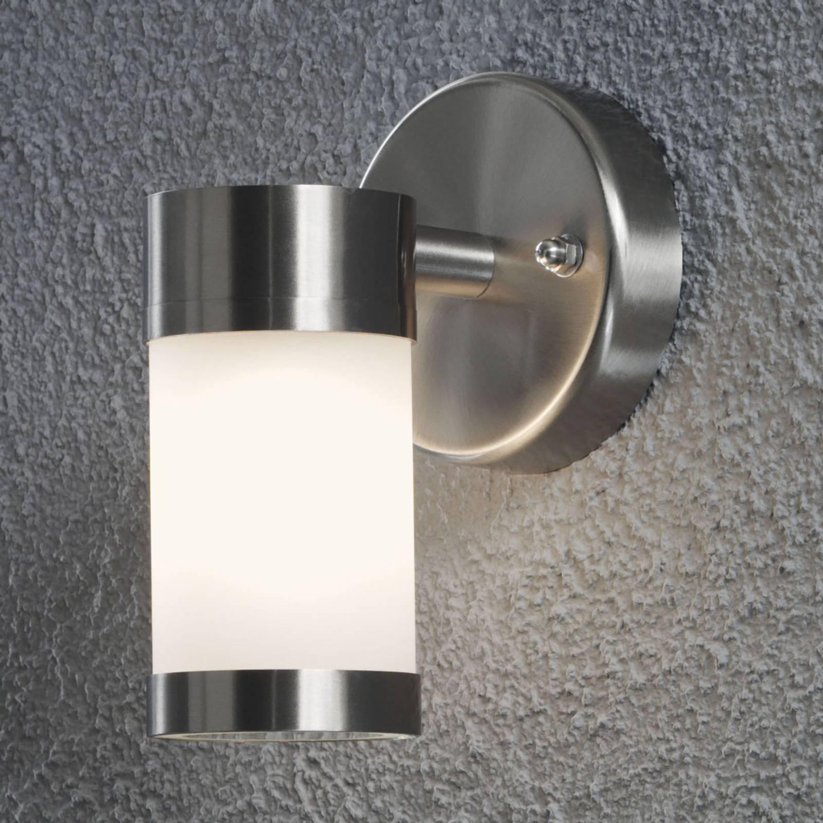Enkel utendørs MODENA vegglampe med ett lys