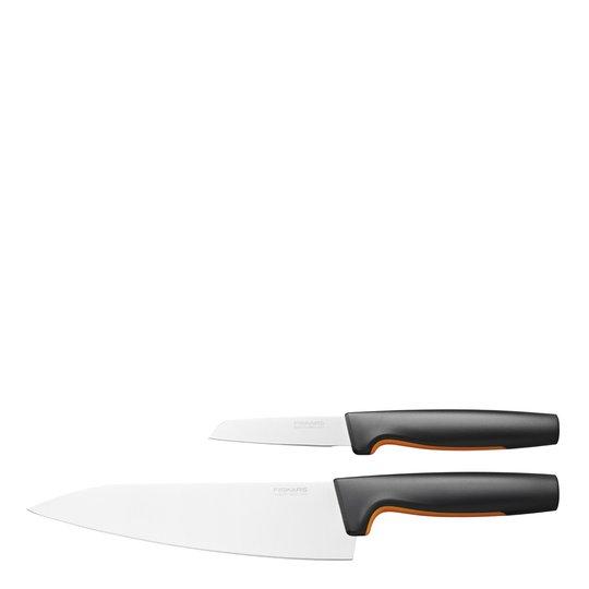 Fiskars - Functional Form Kockknivset 2 delar