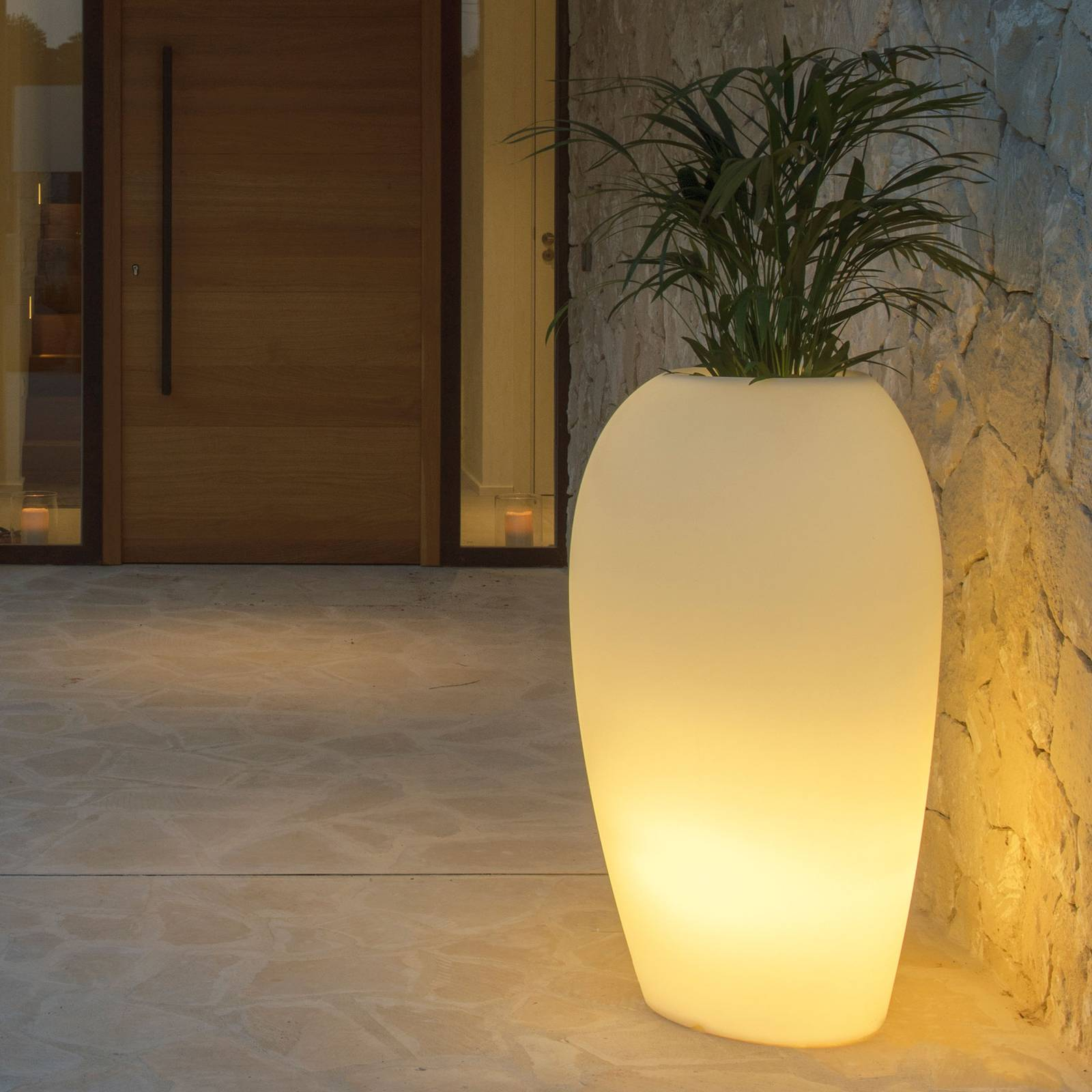 Koristevalaisin Storus V LED RGB+CCT, kasviastia