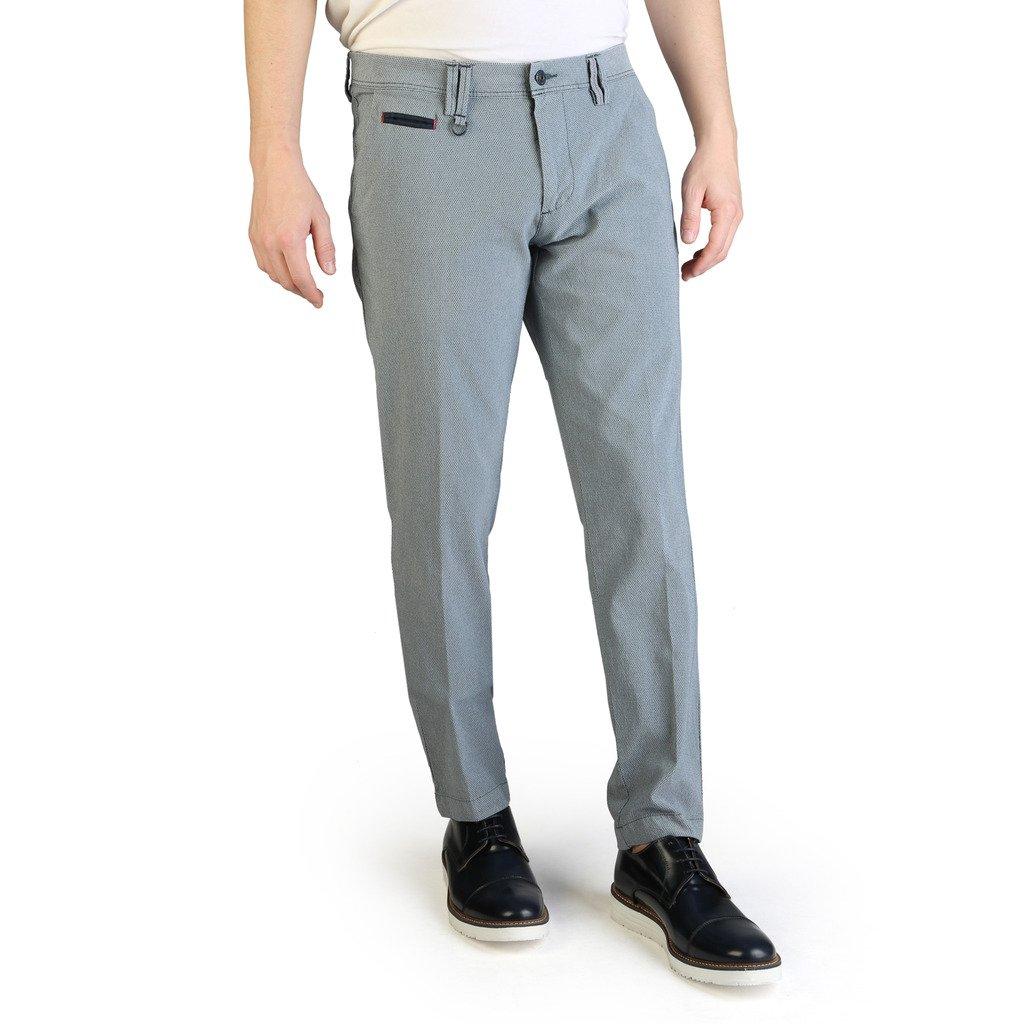 Yes Zee Men's Trouser Blue P630_XY00 - blue 30