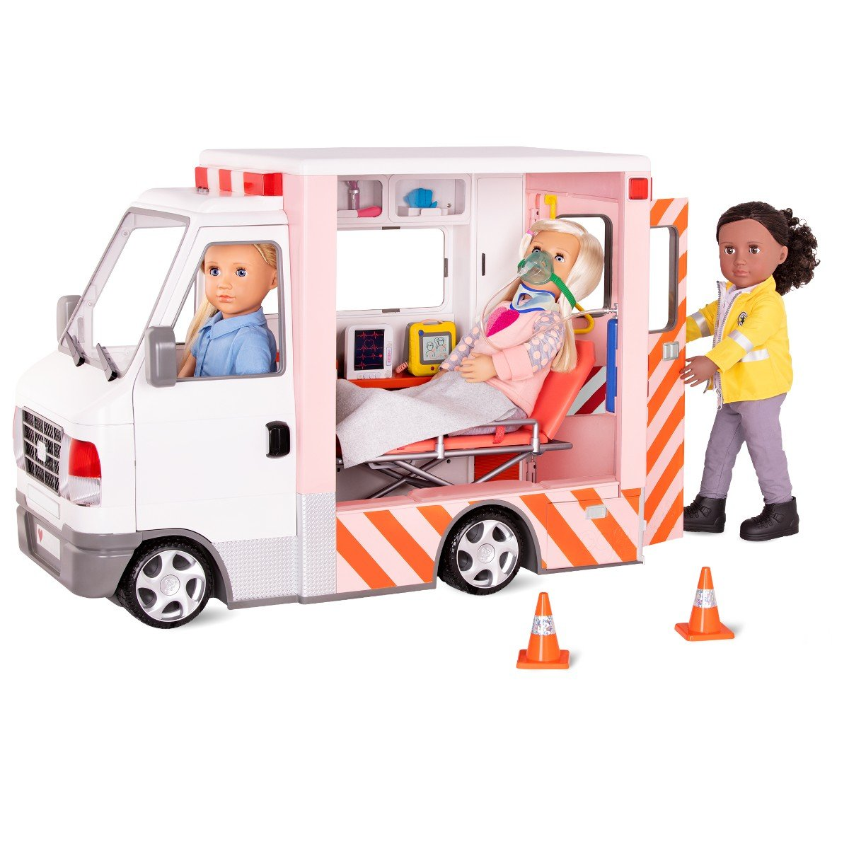 Our Generation - Rescue Ambulance (737959)