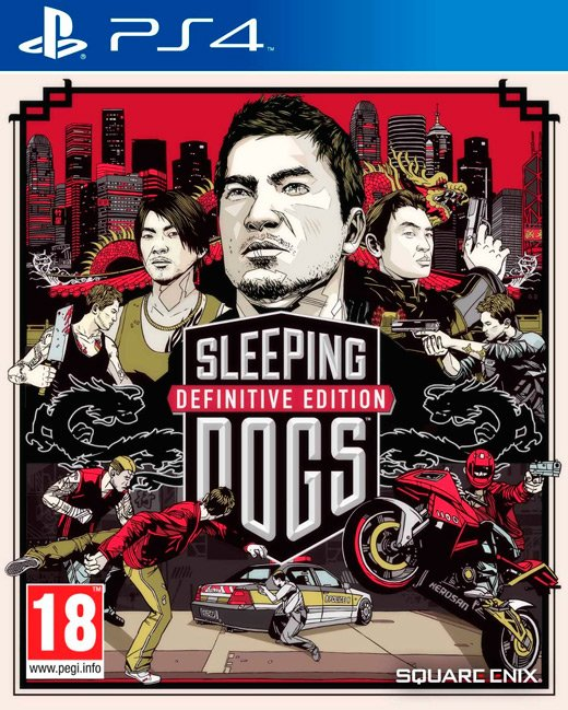 Sleeping Dogs: Definitive Edition