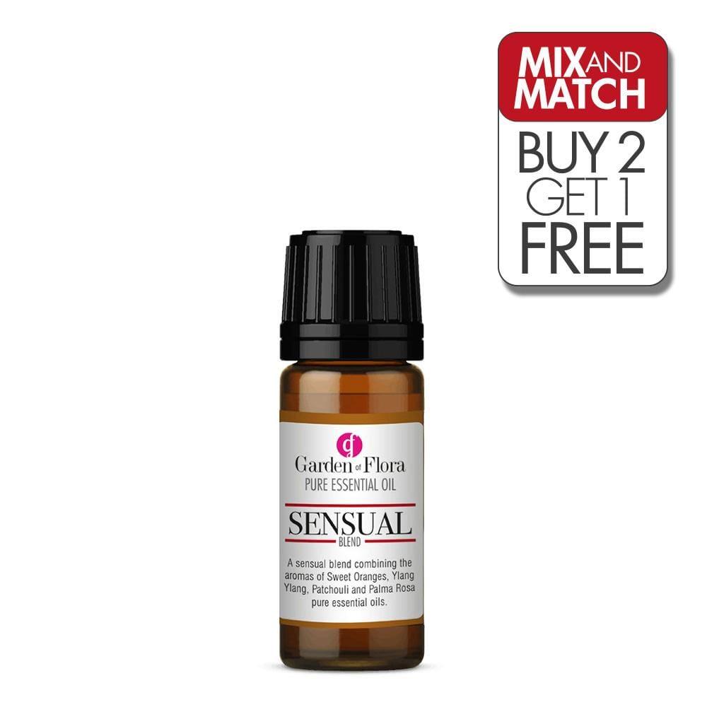 Sensual Pure Essential Oil Blend (10ml)