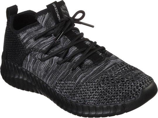 Skechers Elite Flex Sneaker, Grey/Black 34