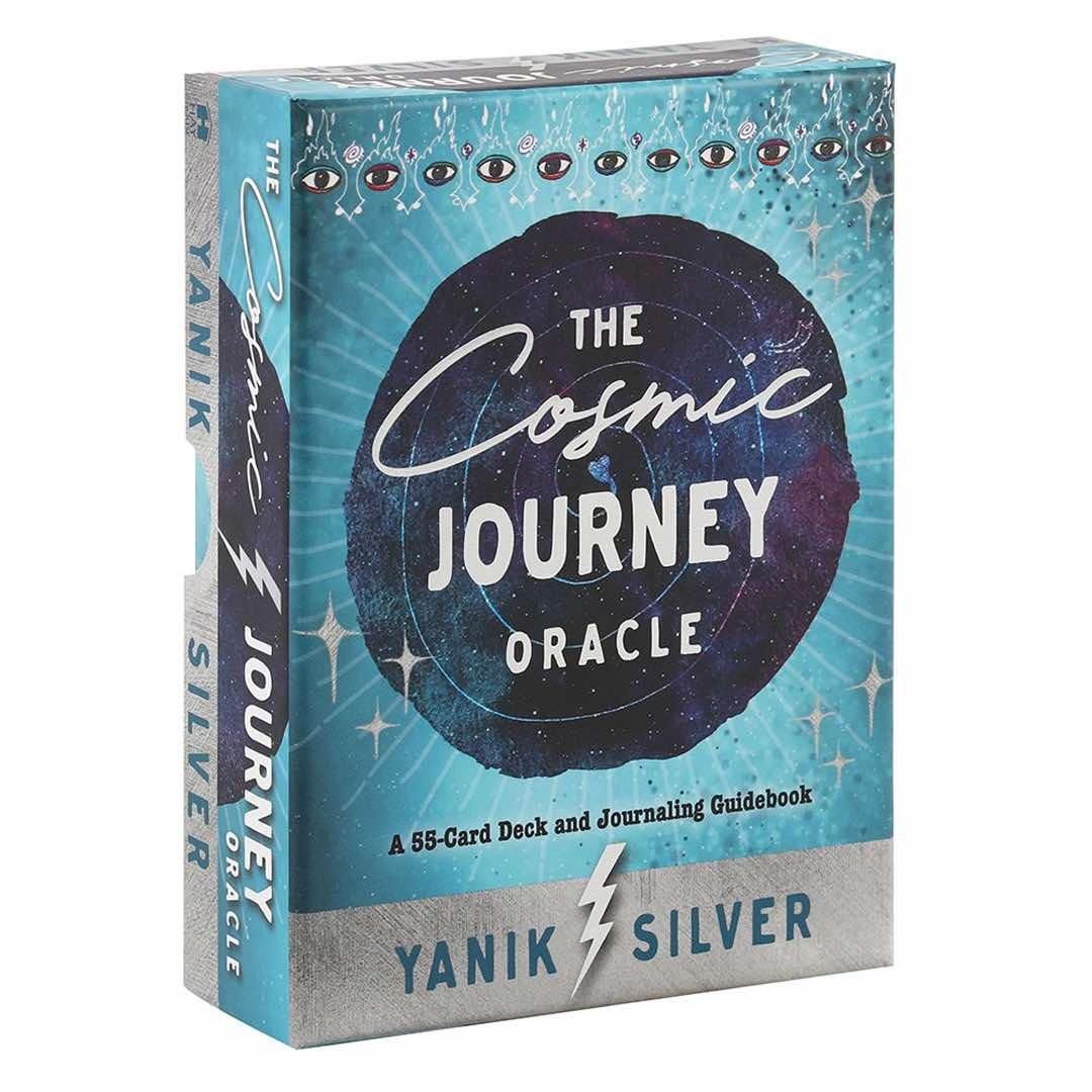 Tarotkort 14x10cm - The Cosmic Journey oracle