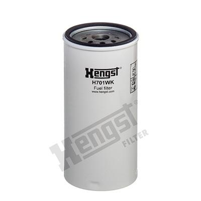 Polttoainesuodatin HENGST FILTER H701WK