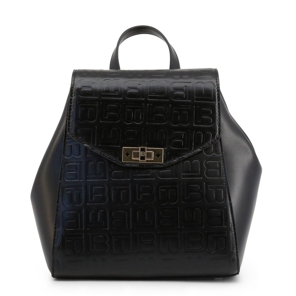 Laura Biagiotti Women's Backpack Various Colours Rossy_114-1 - black NOSIZE
