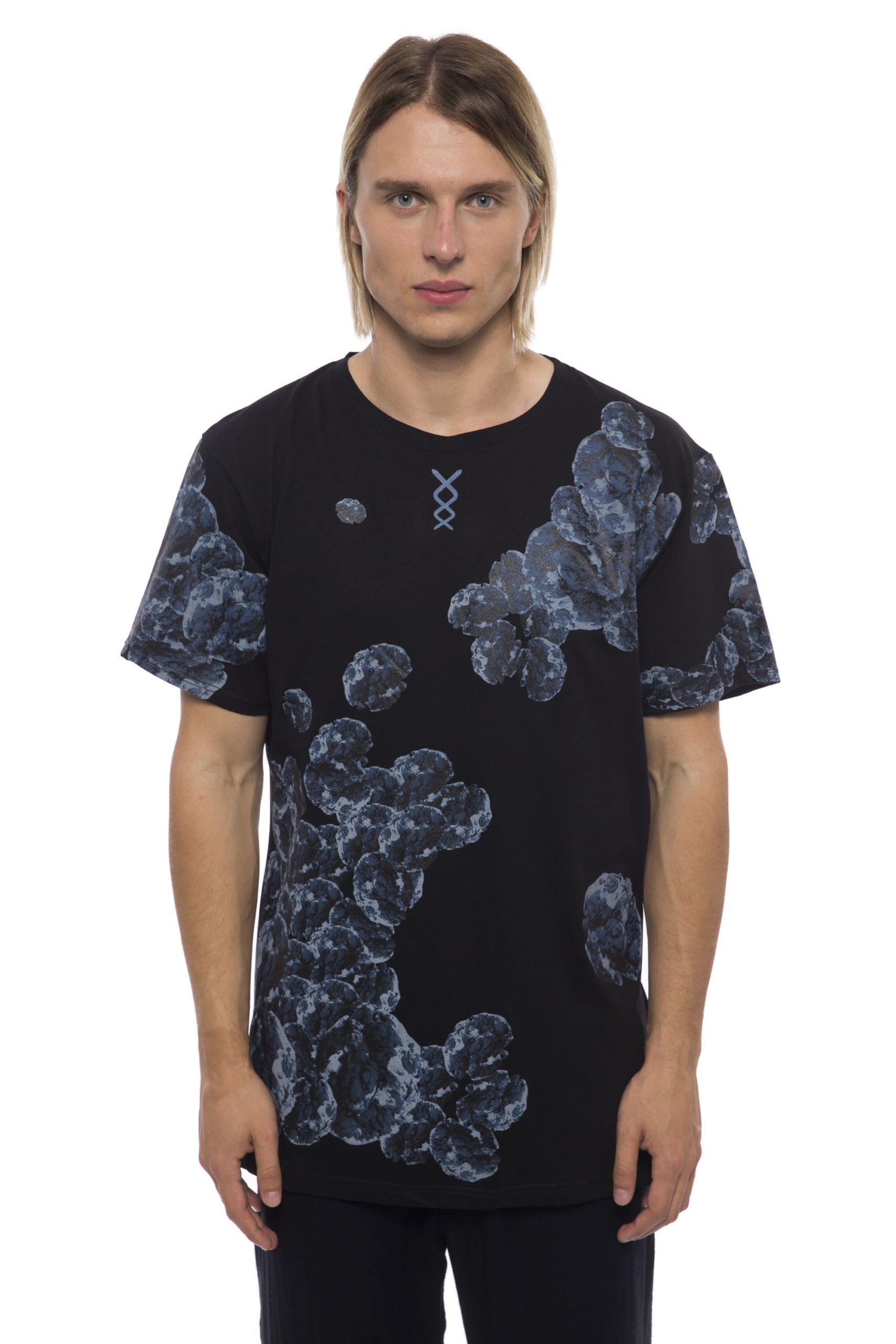 Nicolo Tonetto Men's Nero T-Shirt Black NI680171 - XL