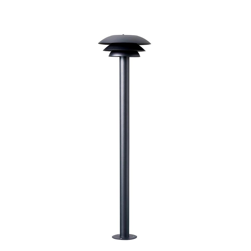Dyberg Larsen - DL25 Outdoor Path Lamp - Black (1026)