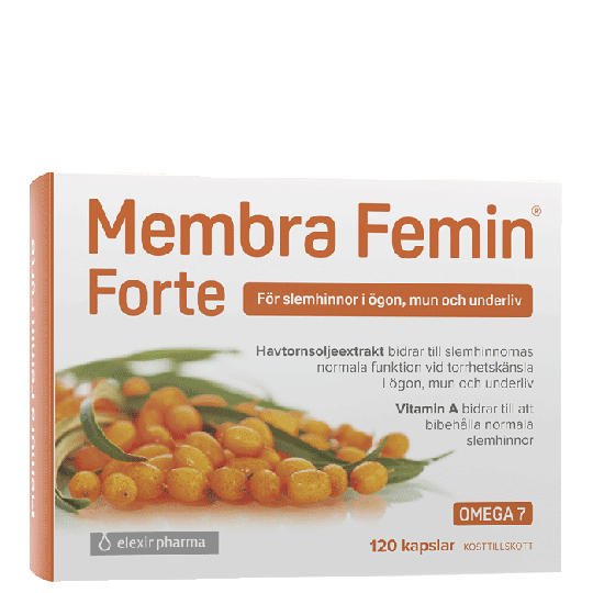 Membra Femin Forte, 120 kapselia