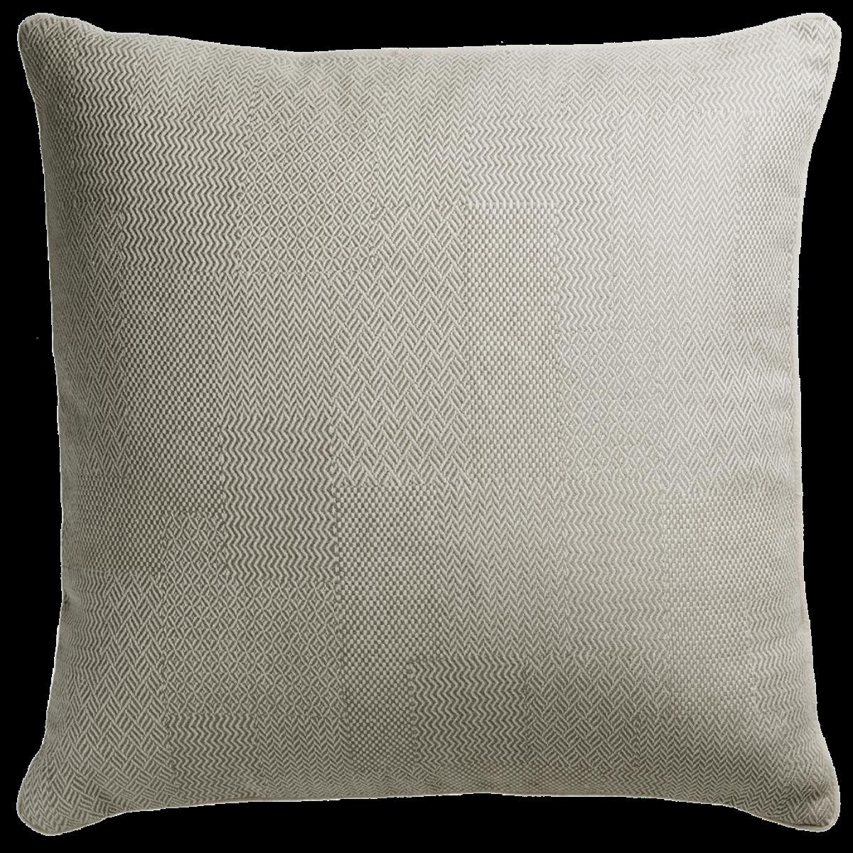 de Le Cuona | Hawker Cushion With Piping Smoke