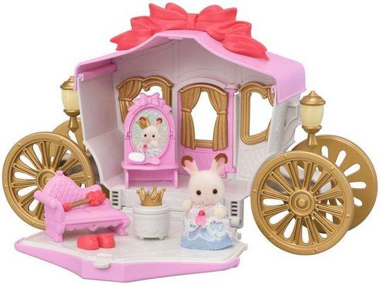 Sylvanian Families 5543 Royal Carriage Set