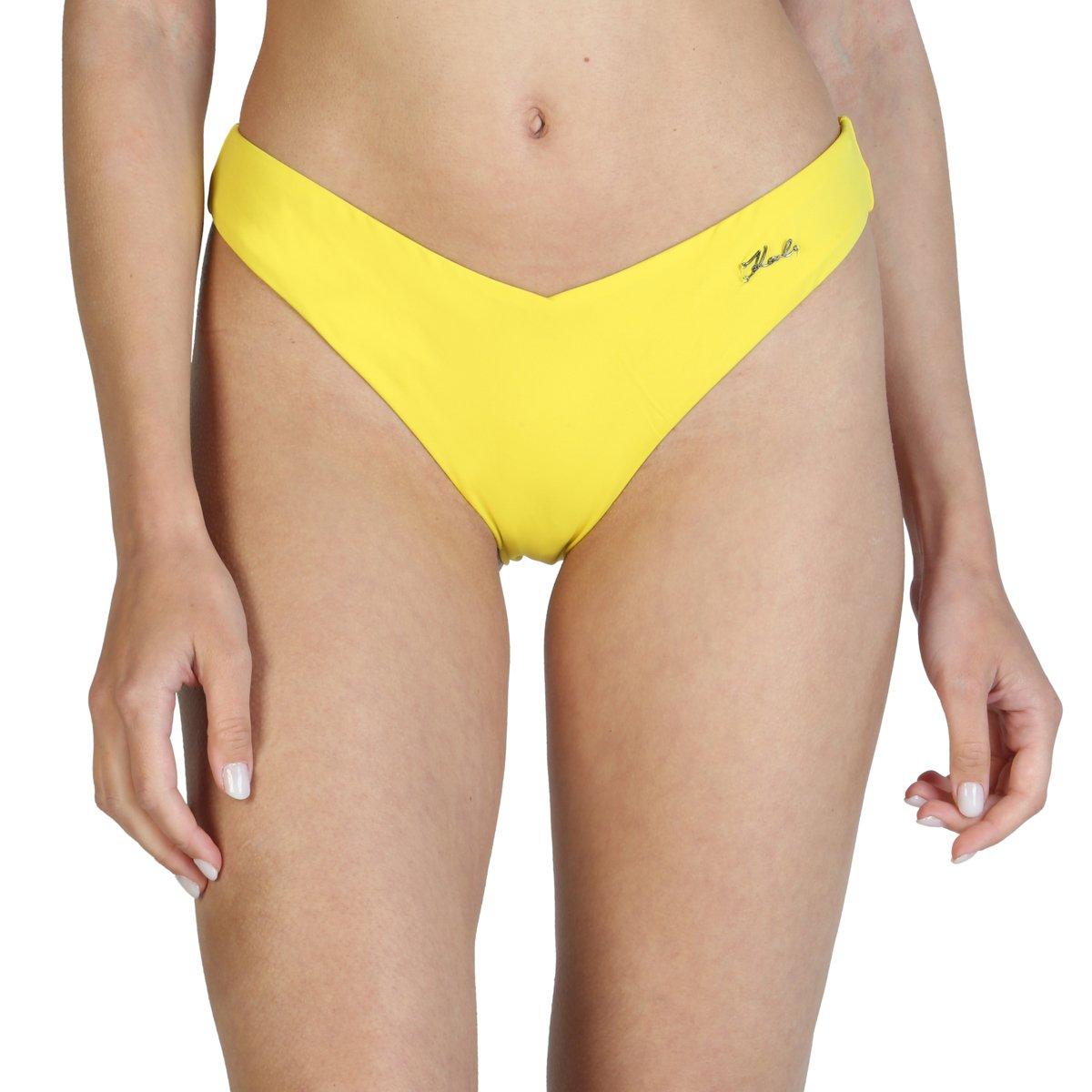 Karl Lagerfeld Women's Swimwear Underwear Various Colours KL21WBT05 - yellow XS