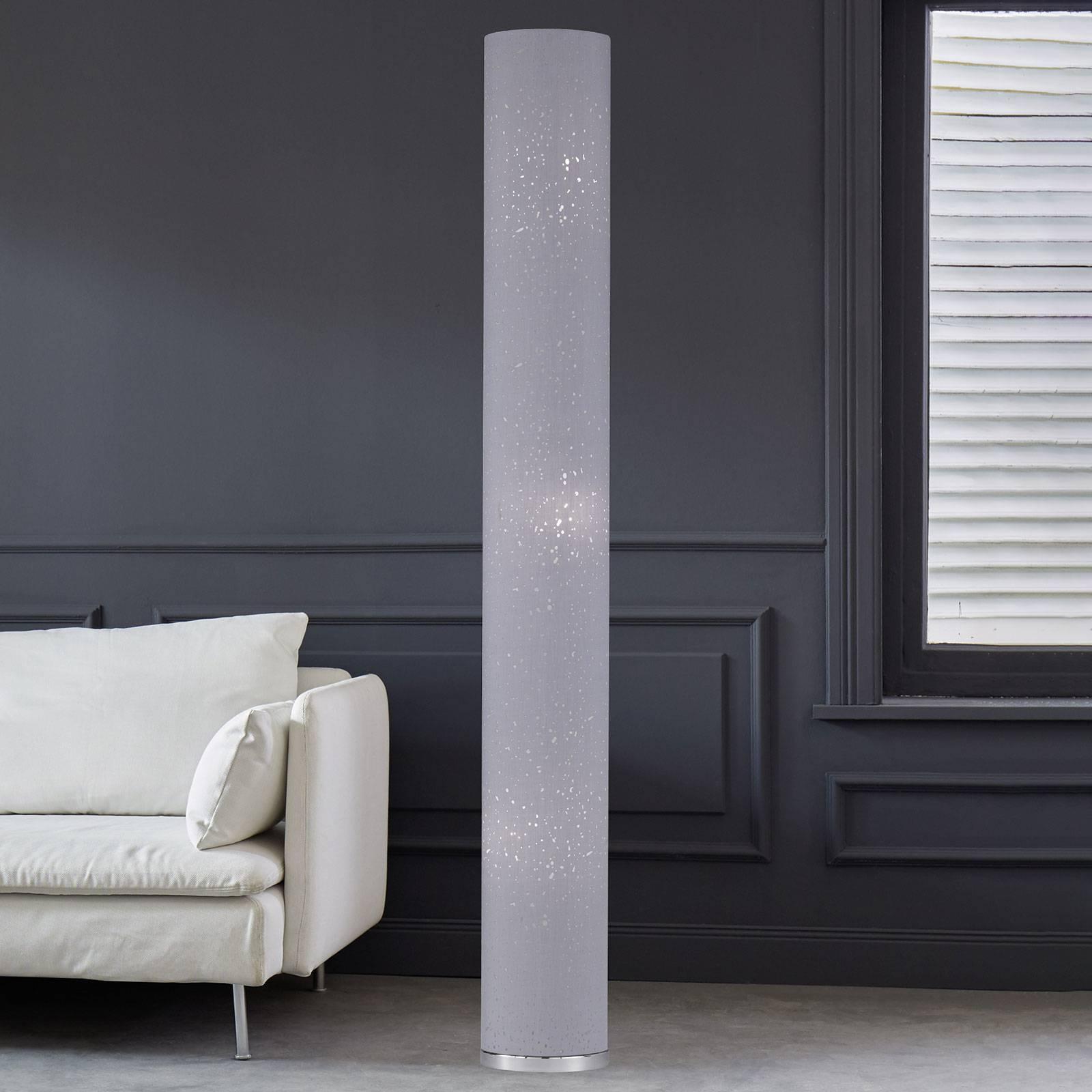 Thor-lattiavalaisin, harmaa, korkeus 156 cm