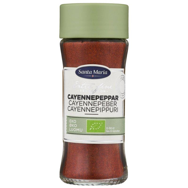 Eko Cayennepeppar 40g - 56% rabatt