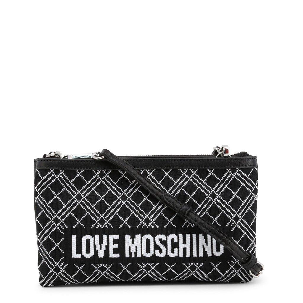 Love Moschino Women's Clutch Bag Black JC4073PP1BLL - black NOSIZE