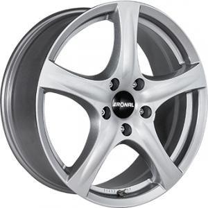 RONAL R42 Crystal Silver 6x14 4/100 ET38 B68