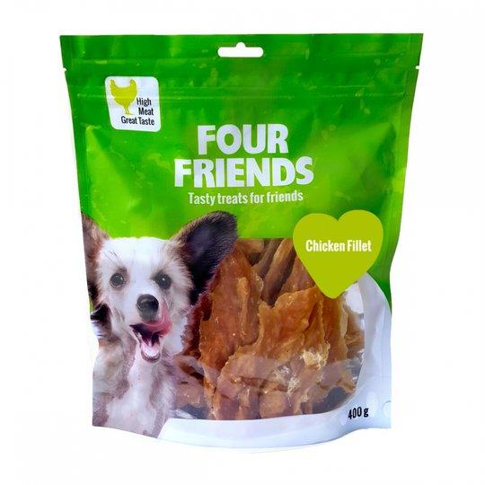 FourFriends Dog Chicken Fillet 400 g