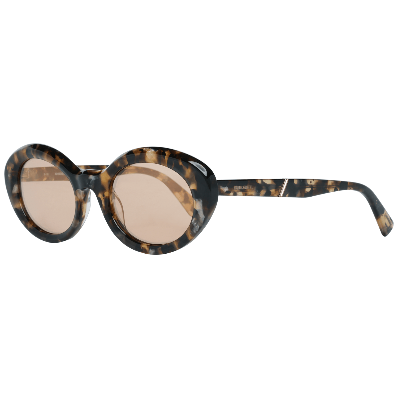 Diesel Women's Sunglasses Brown DL0281 5056G
