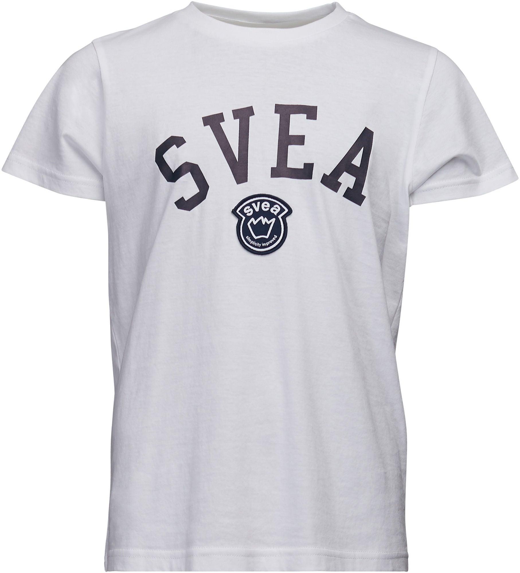 Svea Chicago T-Shirt, Vit 170