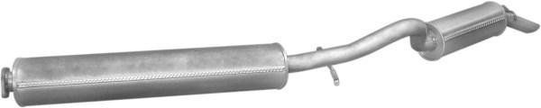 Korjausputki, katalysaattori POLMO 17.329