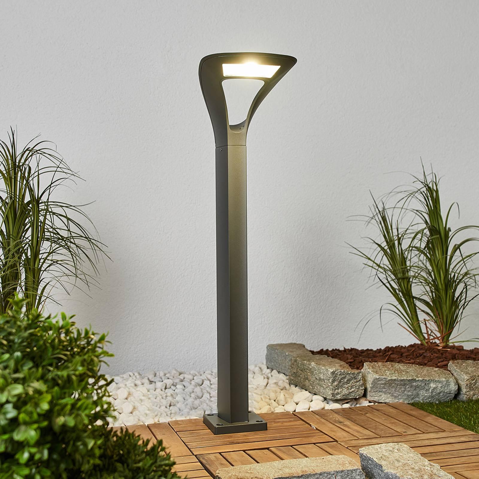 Anda - LED-pylväsvalaisin kiehtovalla muotoilulla