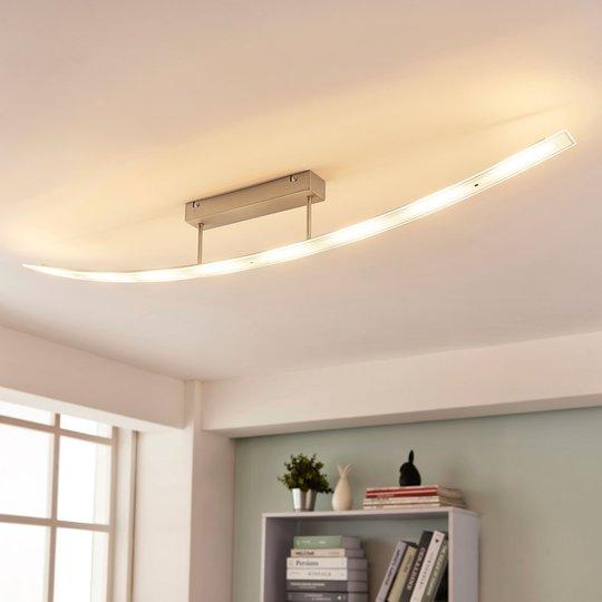 Kirkkaasti valaiseva LED-kattovalaisin Jarda