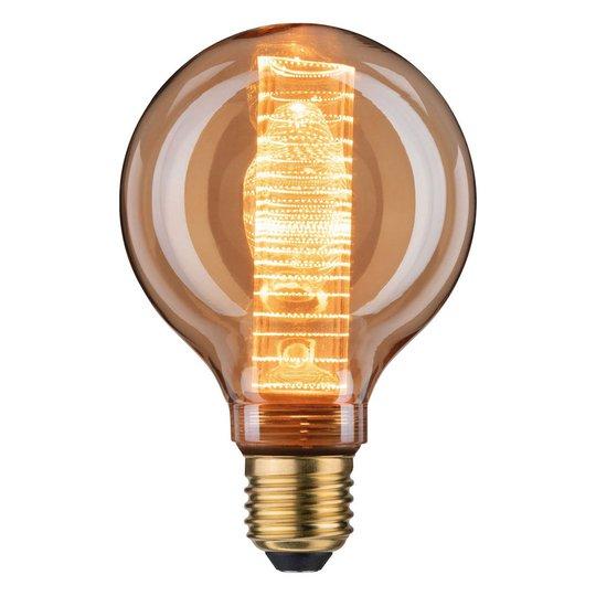 LED-globe-lamppu E27 4W G95 Inner Glow rengaskuvio