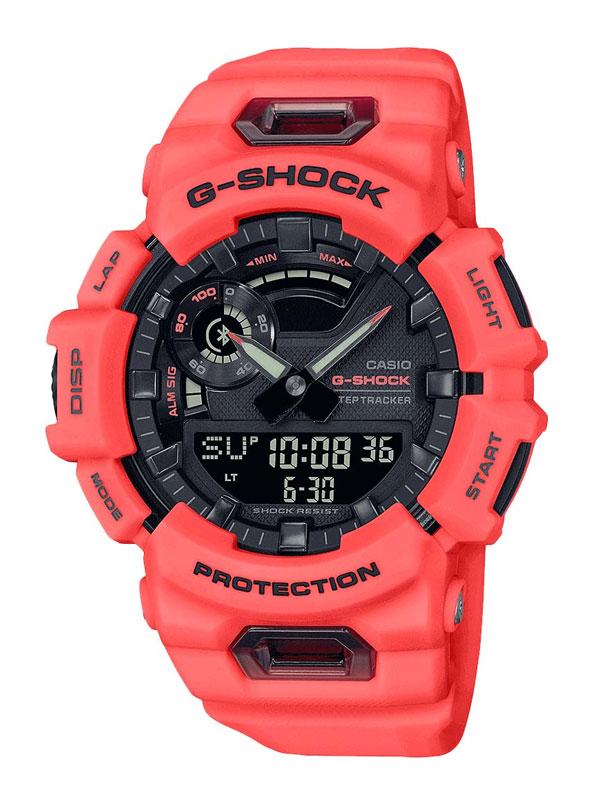 CASIO G-Shock Steptracker Bluetooth GBA-900-4AER - Sportklocka