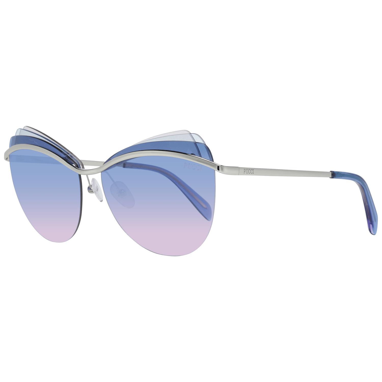Emilio Pucci Women's Sunglasses Gold EP0112 5916W
