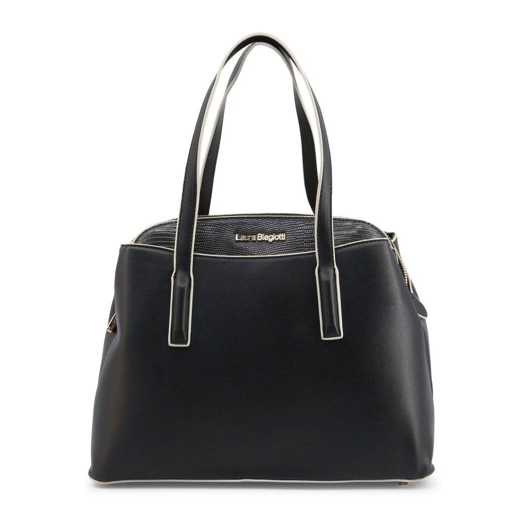 Laura Biagiotti Women's Shoulder Bag Various Colours Iza_112-1 - black NOSIZE