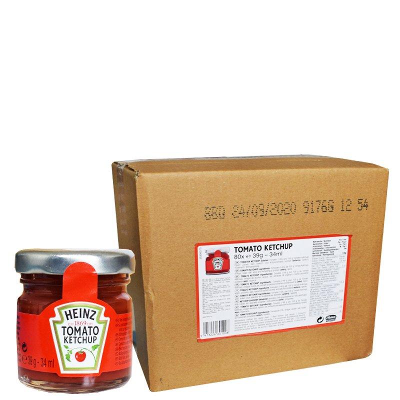 Ketchup 80-pack - 50% rabatt