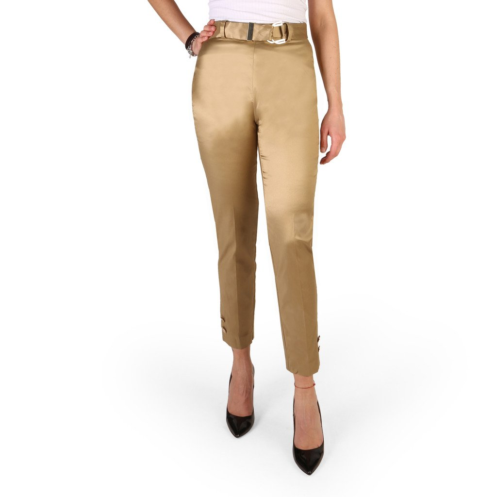 Guess Women's Trousers Brown 82G136 - brown 38 US