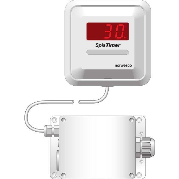 Norwesco 420201 Komfyrvakt fast tilkobling 400 V, 16 A