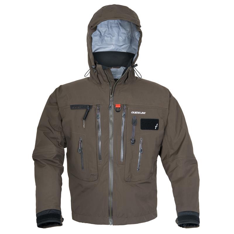 Guideline Alta Jacket XL Brown Olive