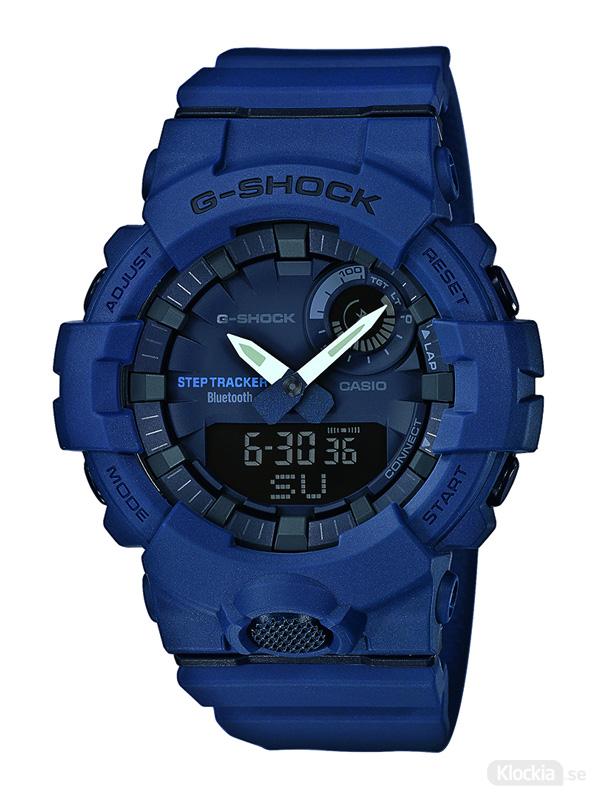 Herrklocka CASIO G-Shock Step Tracker Bluetooth GBA-800-2AER