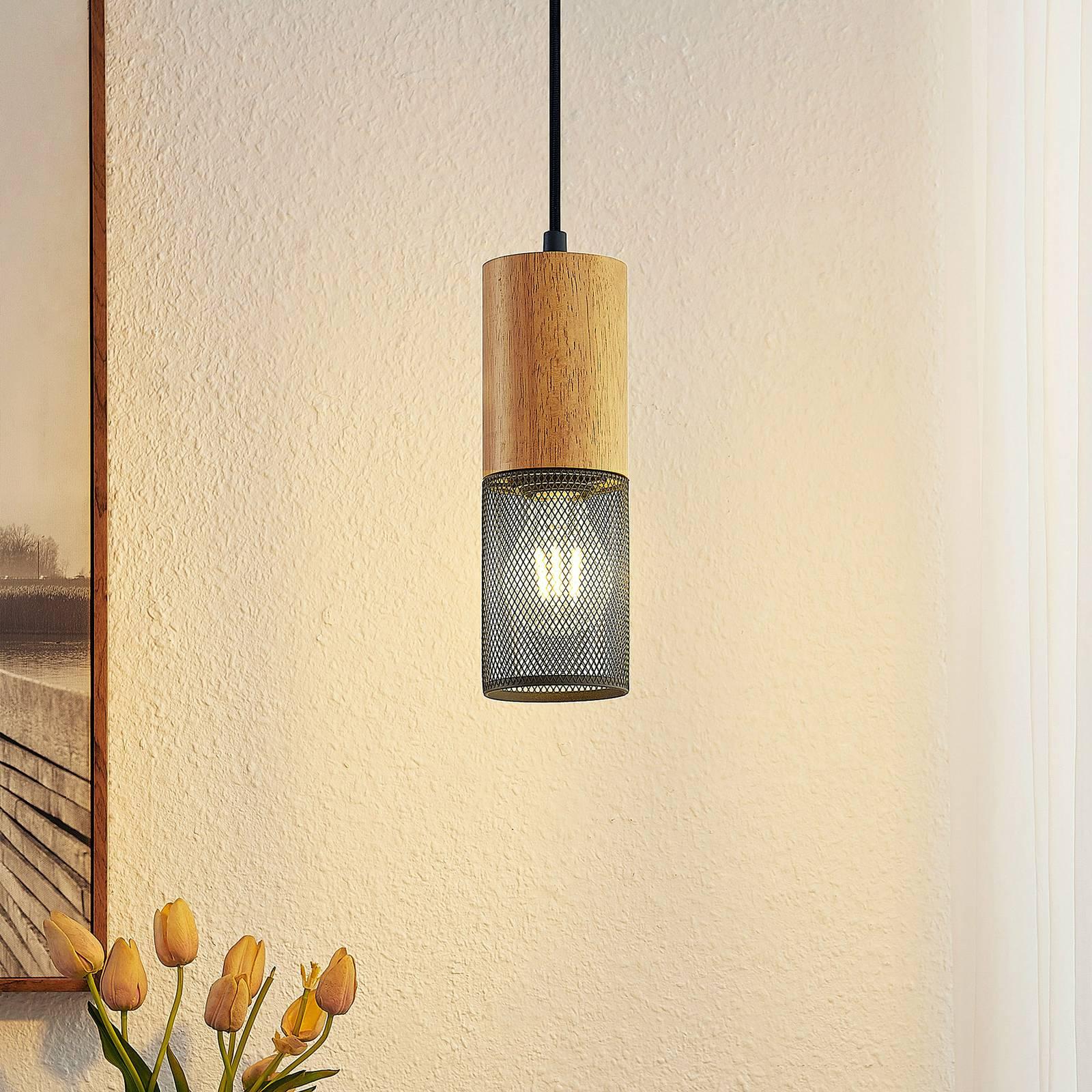 Lindby Parino -riippuvalo, 1-lamppuinen